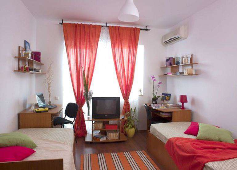 Apartament campus privat West Gate Studios