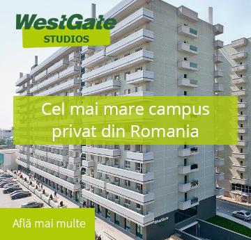 Cel mai mare campus privat din Romania