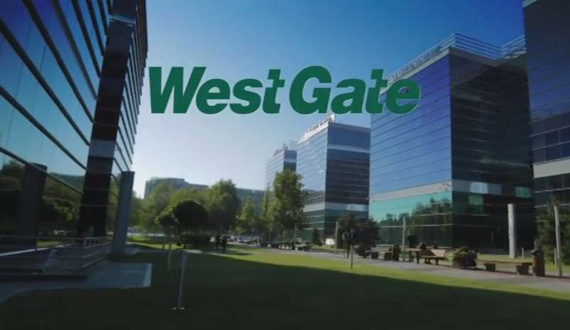 Video - West Gate Business District, developed by Genesis Development