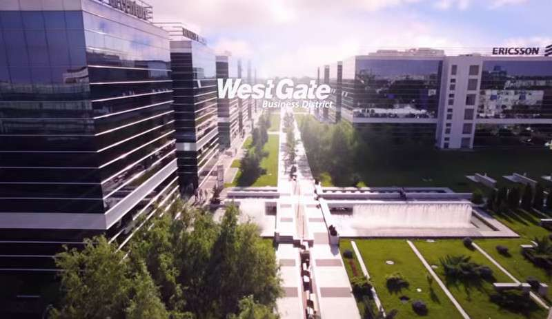 Video - West Gate Business District