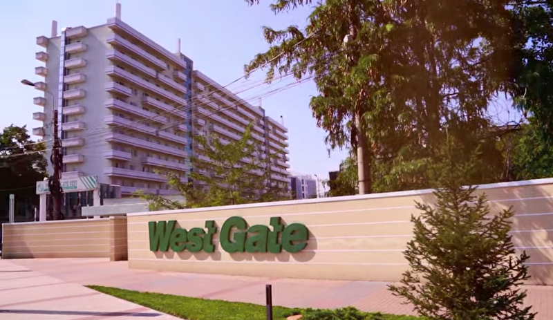 Video - West Gate Studios, the first private campus in Romania