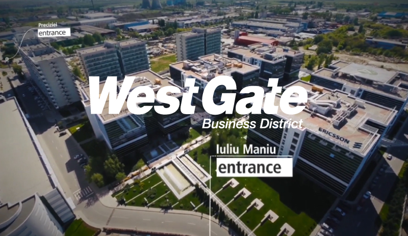 Video - Prezentare West Gate Business District